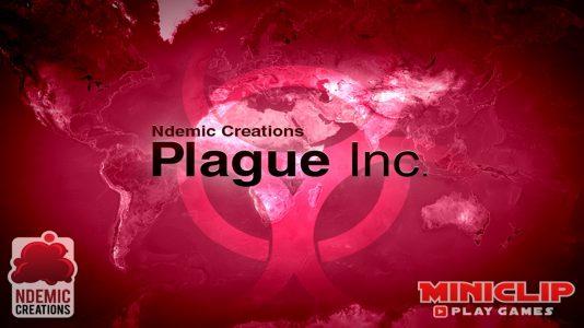 لعبة Plague Inc