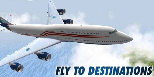 تحميل لعبة Take Off: Flight Simulator